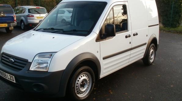 Ford Transit Connect T230 Lwb 110 Bhp  Strabane Car and Van
